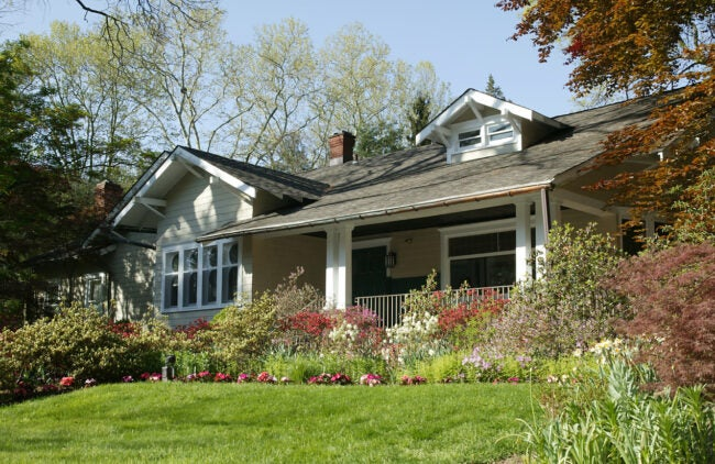 Bungalow - House Style