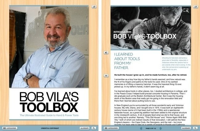 Bob Vila's Toolbox - DIY Home Improvement App - Screenshot 1