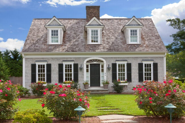 Cape Style Architecture - House Styles