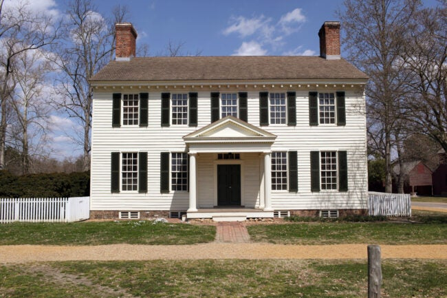 Colonial - House Style