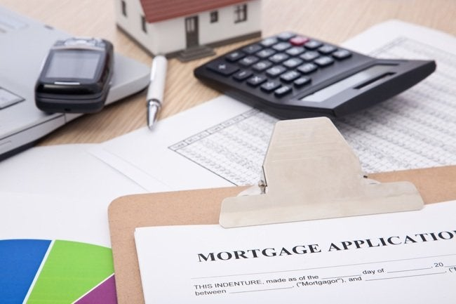 Home Loan Credit Score