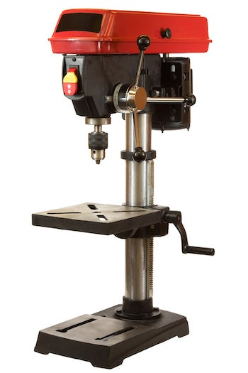 How to Use a Drill Press - Drill Press Tool