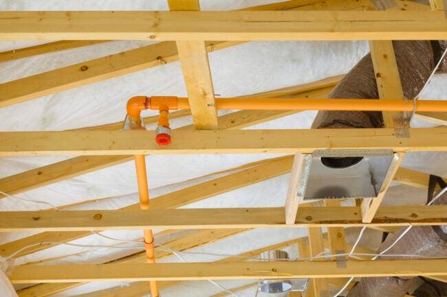 Home Fire Sprinkler Systems - Installation