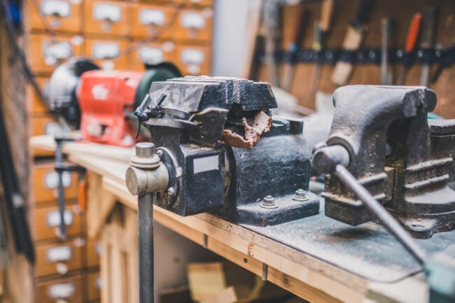 Types of Woodworking Vises