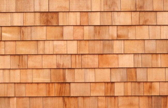 Types of Wood House Siding - Cedar