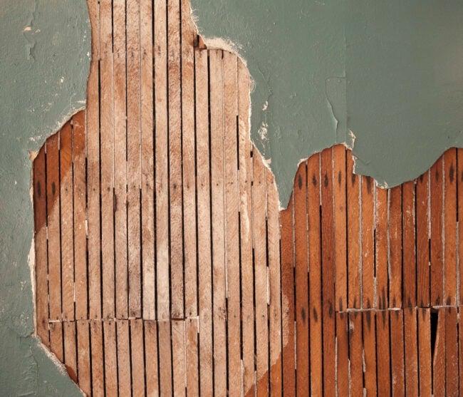 Three Coat Plastering - Lath