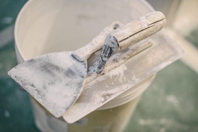 Three Coat Plastering - Tools