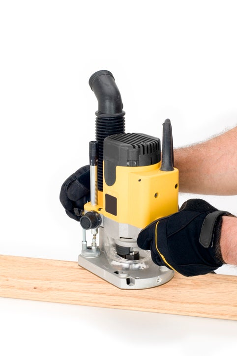 How to Use a Woodworking Router - Two Hands