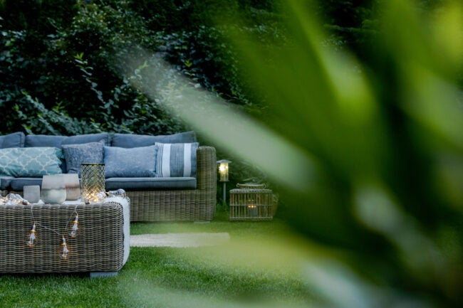 Landscape Ideas - Outdoor Room
