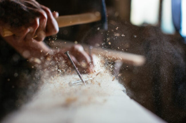 Nailing Techniques - 5 Methods