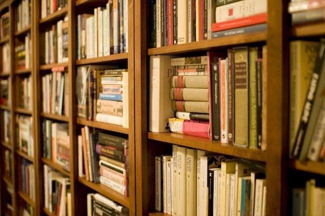 DIY Bookcases - Refurbish