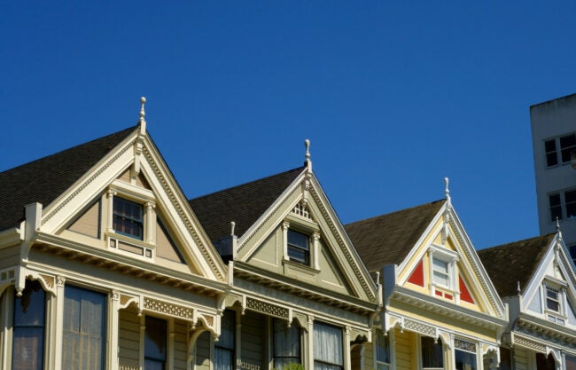 Historic Paint Colors - Painted Ladies