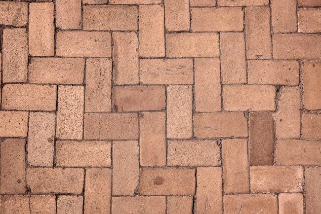 Patio Materials - Brick