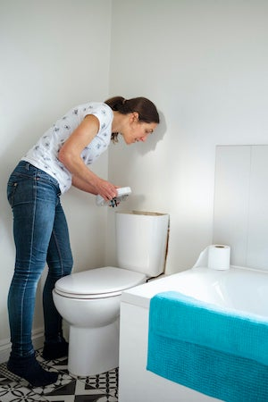 Steps To Replace a Toilet