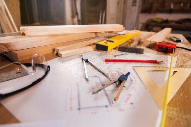Woodworking Workshop Layout Design - Planning