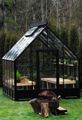 Build a Greenhouse - 8x10