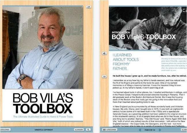Bob Vila's Toolbox DIY App