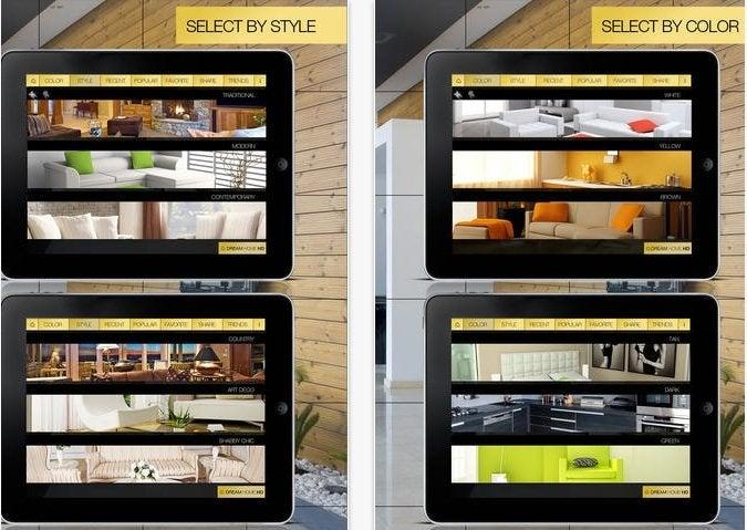 DIY Apps - Dream Home HD