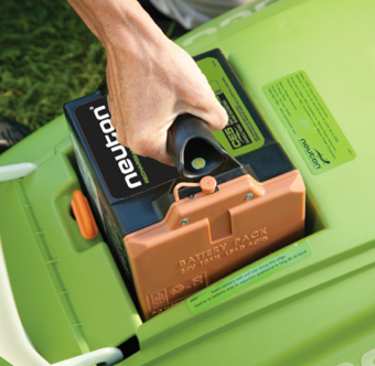 Choosing an Electric Lawn Mower - Neutron Battery