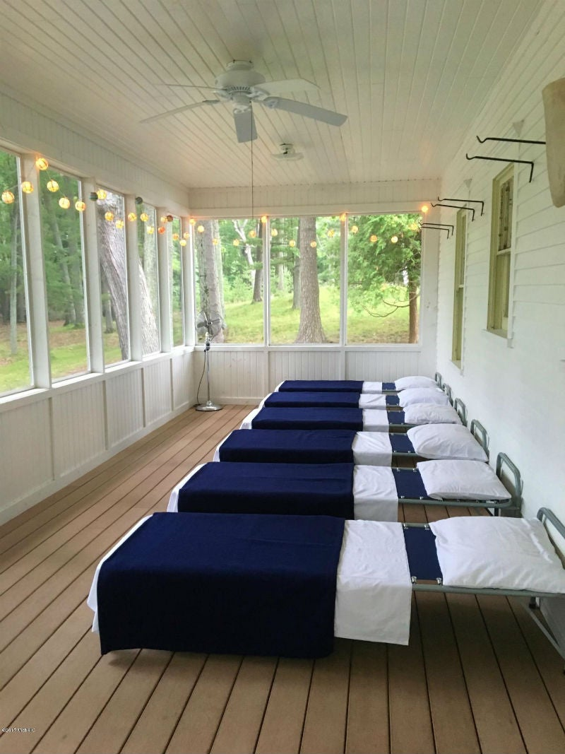 What We Love About the Sleeping Porch