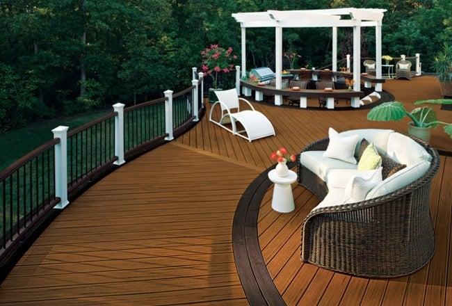 Deck Ideas - Composite