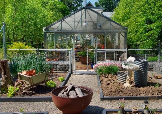 Build a Greenhouse