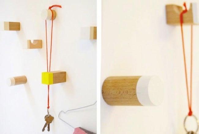 Hallway Ideas - Hooks