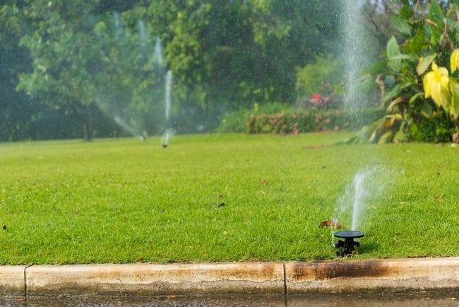 How to Install an Underground Sprinkler System