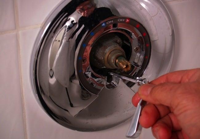 How to Install Shower Valve Trim - Diverter
