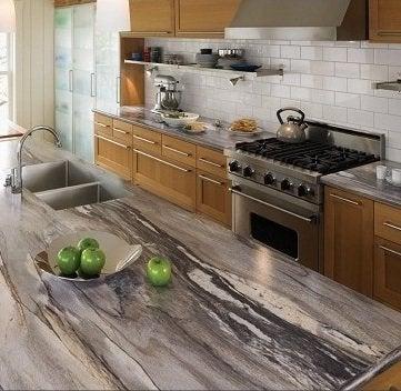 Budget Kitchen Renovation Tips - Laminate Countertops