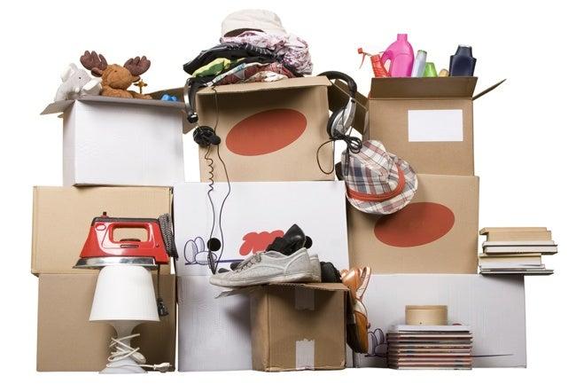 Dorm Room Ideas - Pare Down