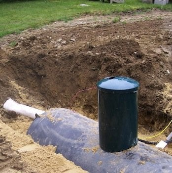 Propane vs Natural Gas - Tank