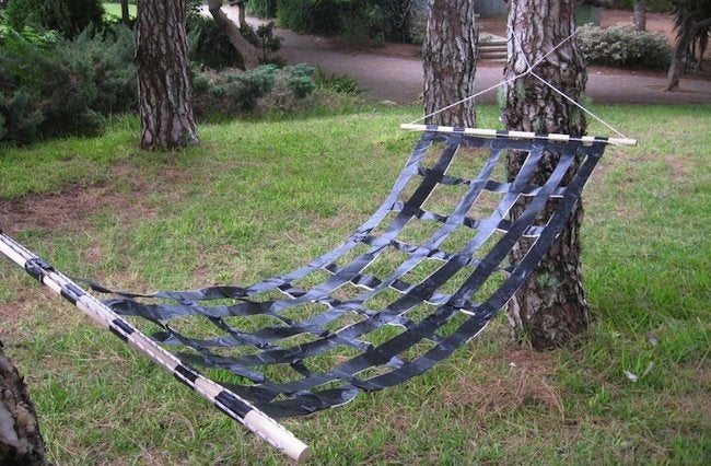 Duct Tape DIY Projects - Hammock