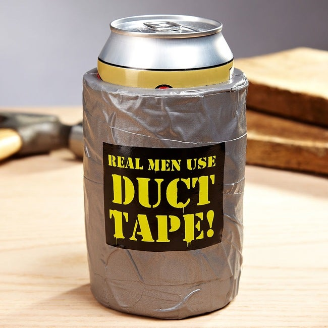 Duct Tape DIY Projects - Koozie