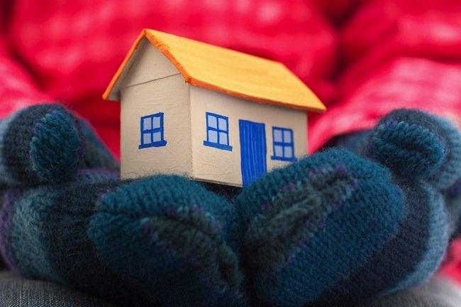Retrofit Radiant Floor Heating - Warm House