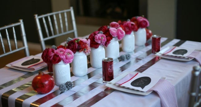 Duct Tape DIY Projects - Tablecloth