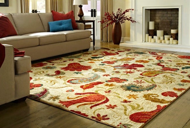 How to Choose a Rug - Mohawk Tropical