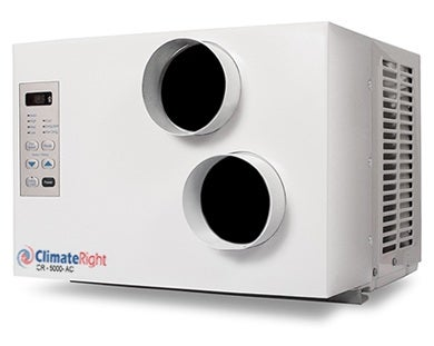 ClimateRight air conditioner