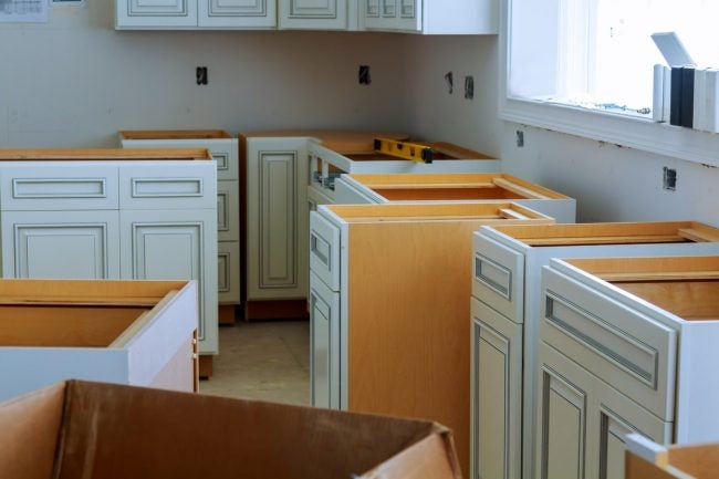 Tips for Installing Base Cabinets