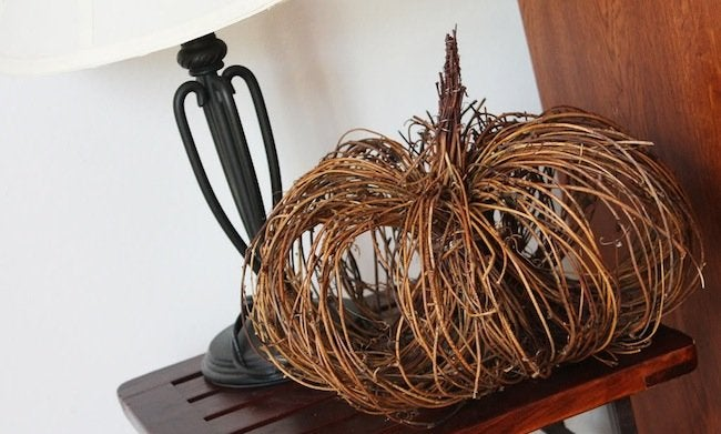 Weekend Projects: DIY Thanksgiving Decor
