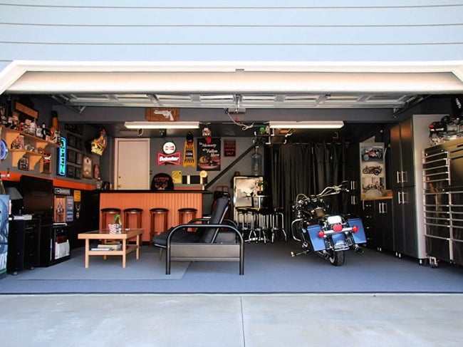 Garage Remodel Ideas