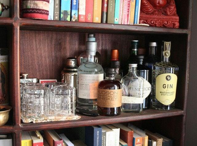Build a Bar - Bookshelf