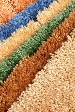 How to Install Carpet - Samples