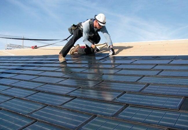 Solar Shingles - Installation
