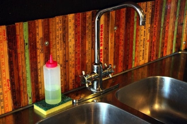 Yardstick Projects - Backsplash