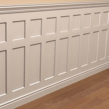 Radiant Wall Heating - Wainscot Installation