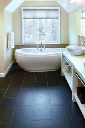 How to Clean Porcelain Tile - Wenge