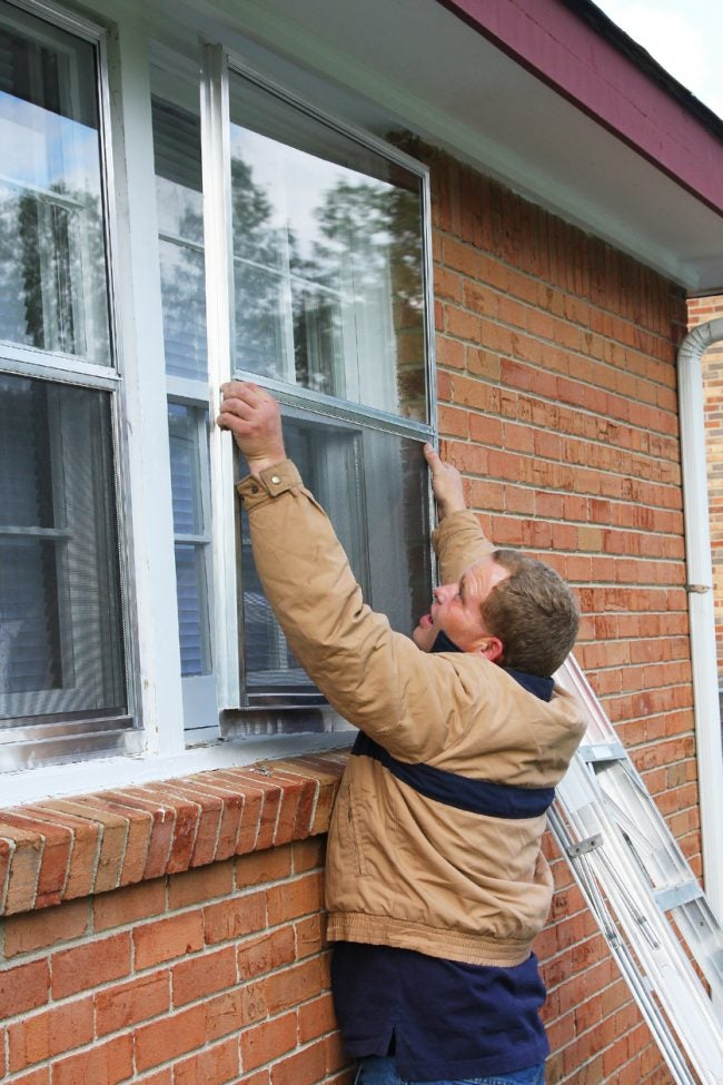 Tips for Installing Storm Windows