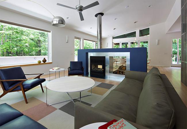 Spring Residence - Living Room