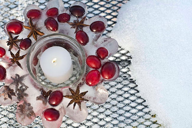 Ice Luminaries - Brioche Mold